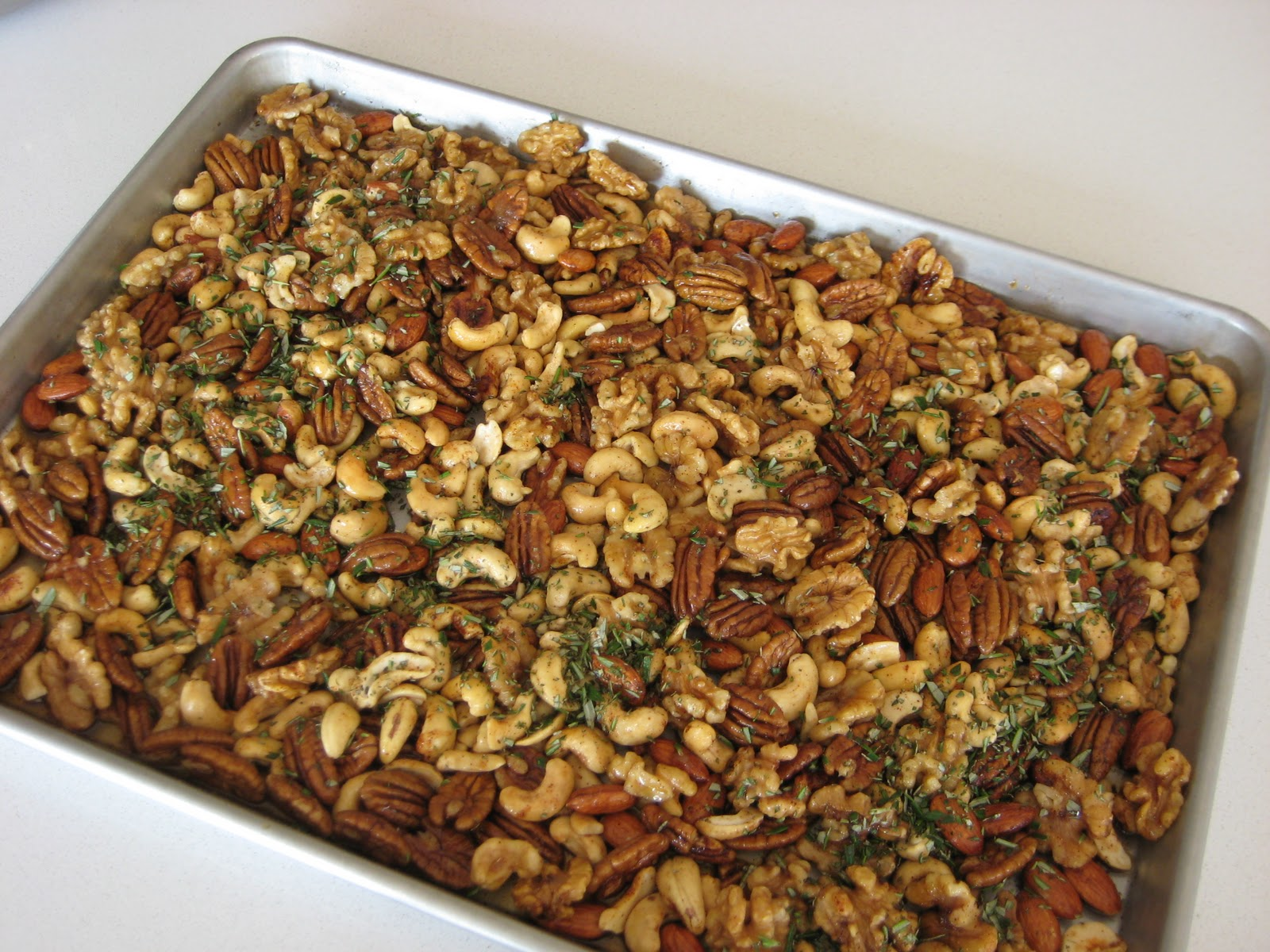 lexi s kitchen chipotle rosemary spiced nuts