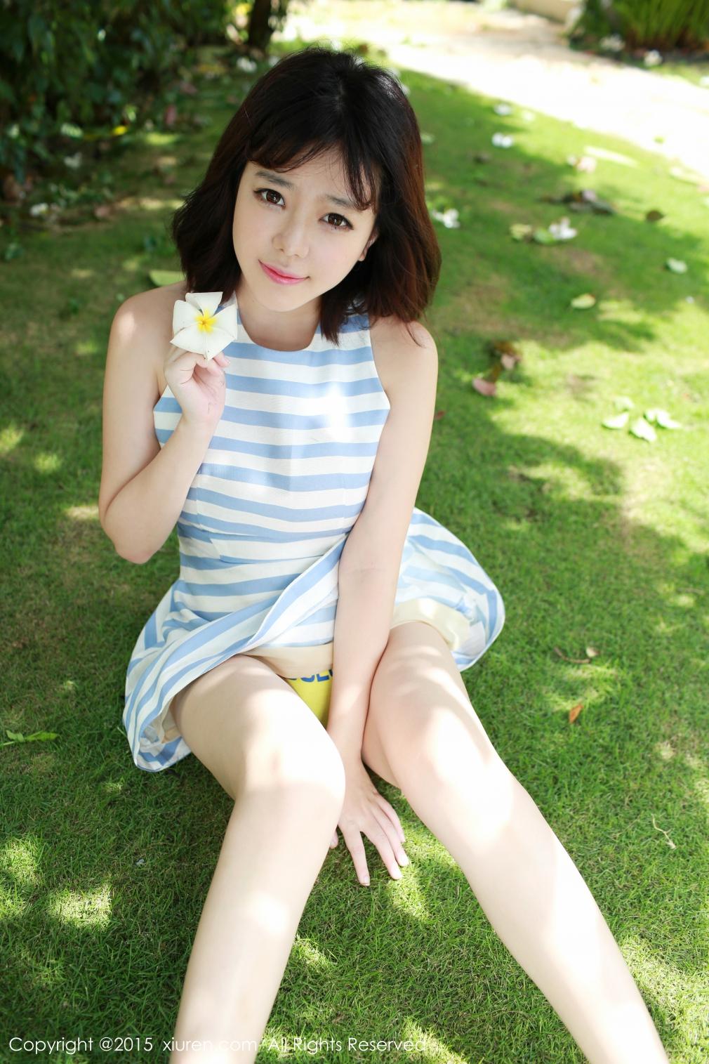 012 - XiuRen No.362 Faye