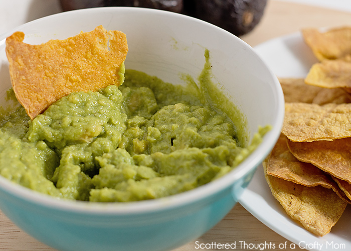 Creamy Avocado Dip, and 20+ Healthy Snack Ideas for Kids
