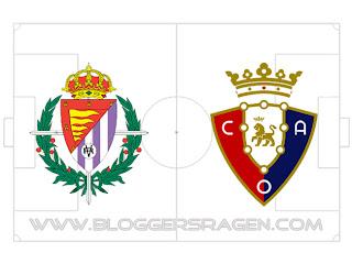 Prediksi Pertandingan Real Valladolid vs Osasuna