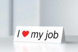 love job paixão trabalho