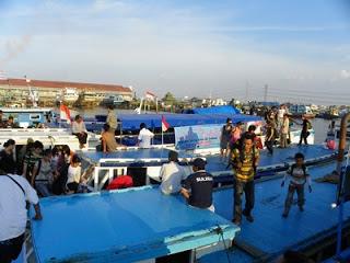 Rute berwisata Pulau Tidung ala backpacker