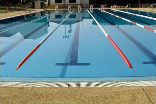 Cronicas de cucuta 740 origenes del complejo acuatico for Medida piscina olimpica