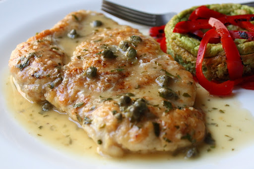 Food Wishes Video Recipes Prick Your Tongue With Chicken Piccata