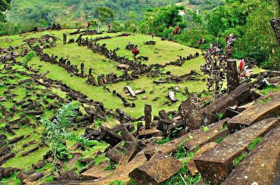 Cianjur ruinas