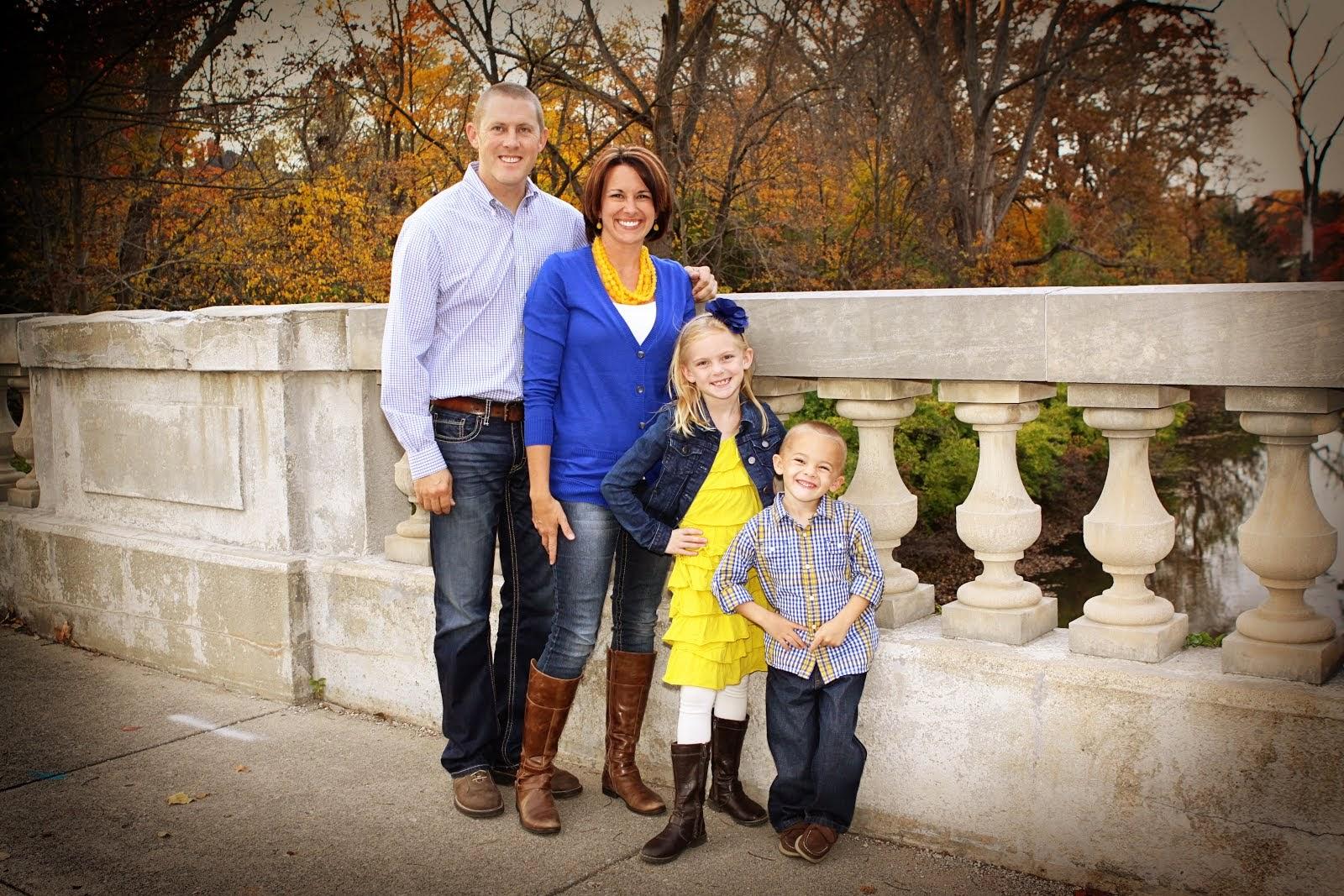Hayden Rae&Family