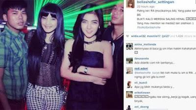 Nih Ada Foto Bella Shofie dan RA Lagi di Klub Malam, Benarkan BS itu?