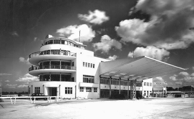 Elmdon Building