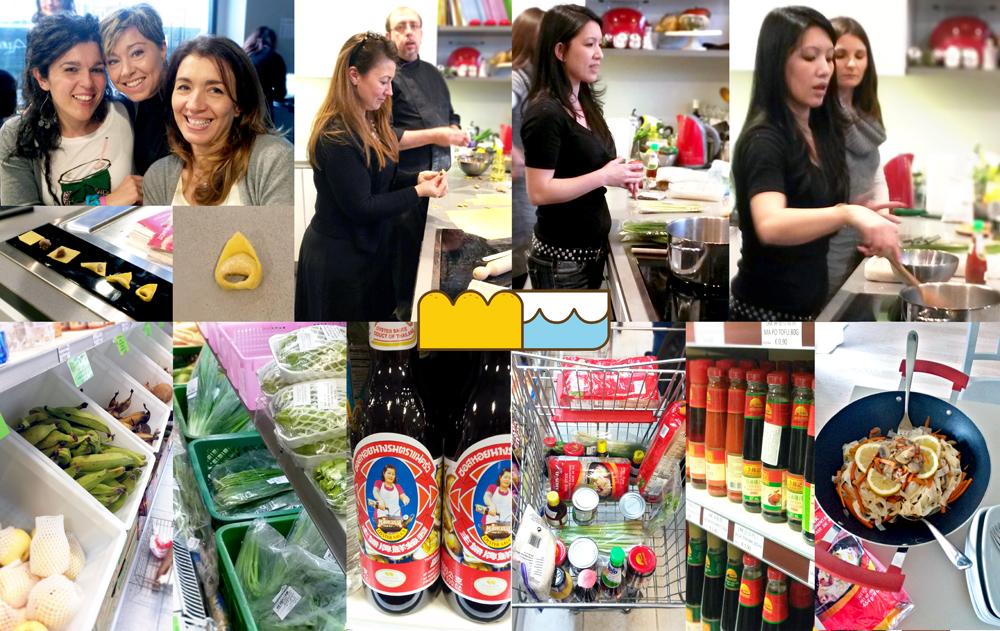 sabato pomeriggio tra amiche, al foodcamp 2014 di milano, e il fascino della cucina vietnamita