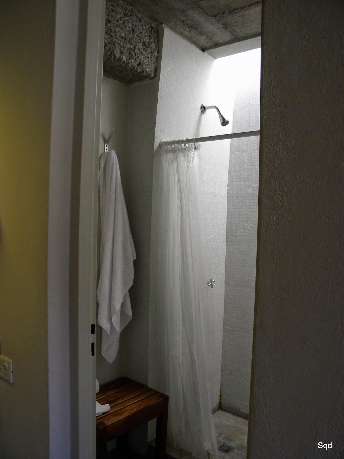 baño compartimentado