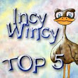 9 x Incy Wincy Top 5