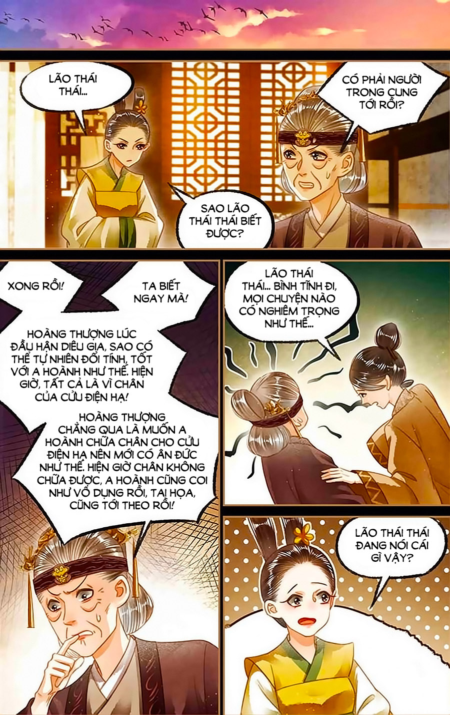 Thần Y Đích Nữ – Chap 126