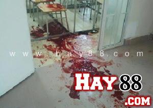 Sinh viên HUBT chém nhau, 1 nam sinh tử vong