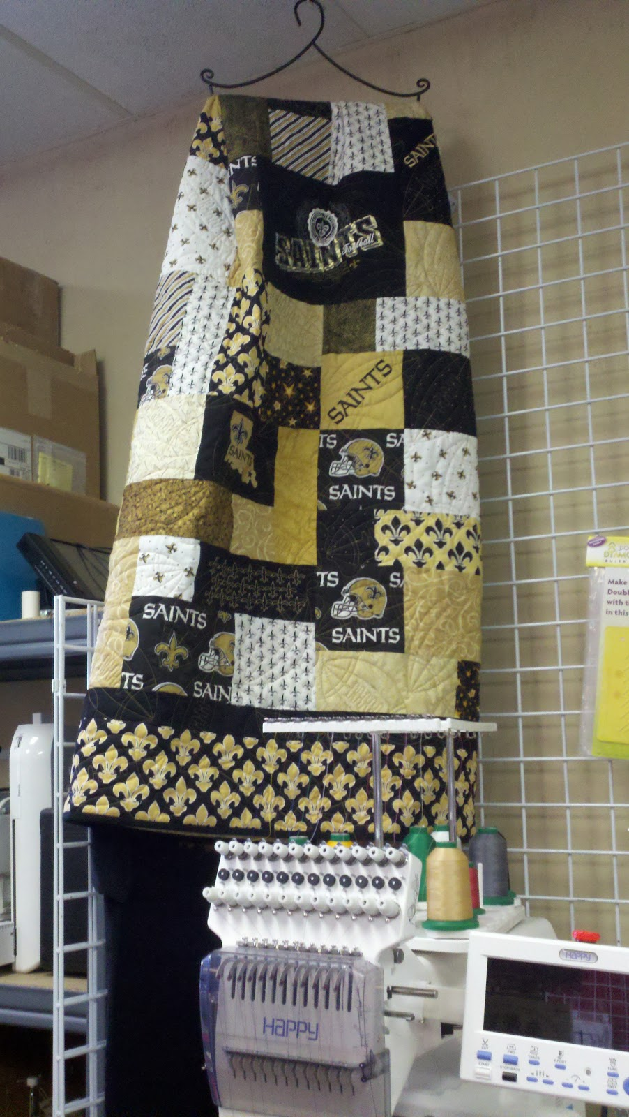 The Creative Quilter: August 2011