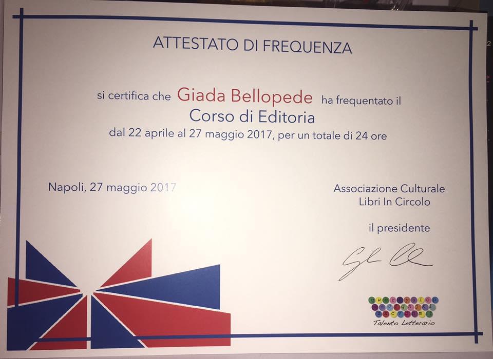 Corso Editoriale