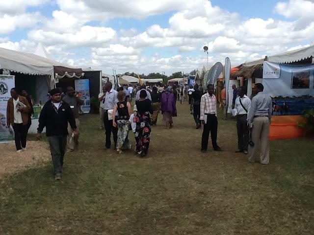Karibu Fair 2013 Arusha