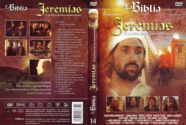 Jeremias El Profeta de Las Lamentaciones PELICULA CRISTIANA COMPLETA