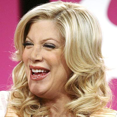 Tori Spelling Pregnant 2011