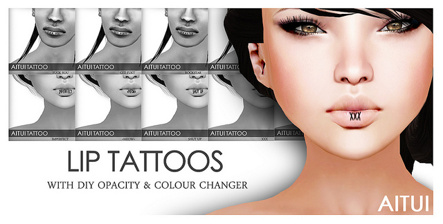 Tattoos gallery for How much are lip tattoos