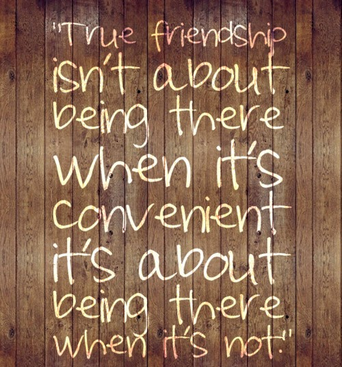 Friendship Quotes, part 2