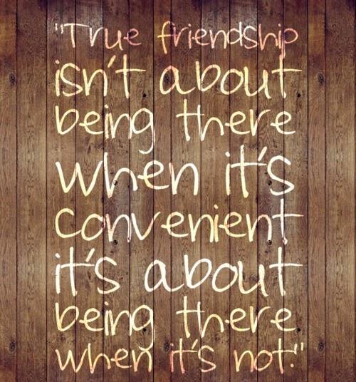 Friendship Quotes, part 2