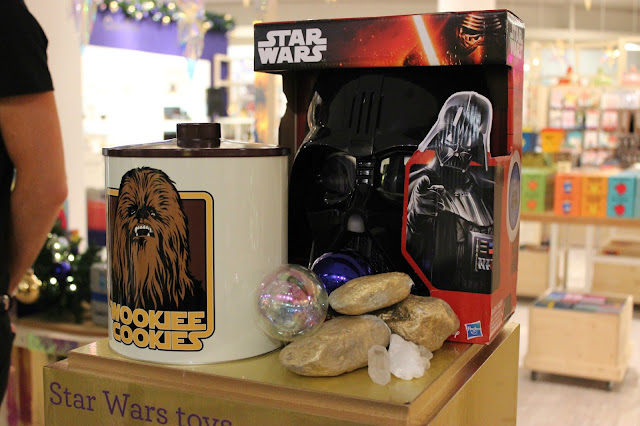 Picture of Star Wars Christmas presents