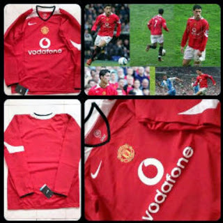 jersey manchester united vodavone, gambar baju mu vodavone, grade ori, grade aaa, harga murah, online shop