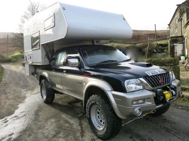 Toyota Expedition Camper Autos Post