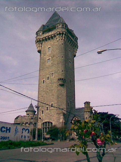 torre tanque mar del plata, fotologmardel.com.ar
