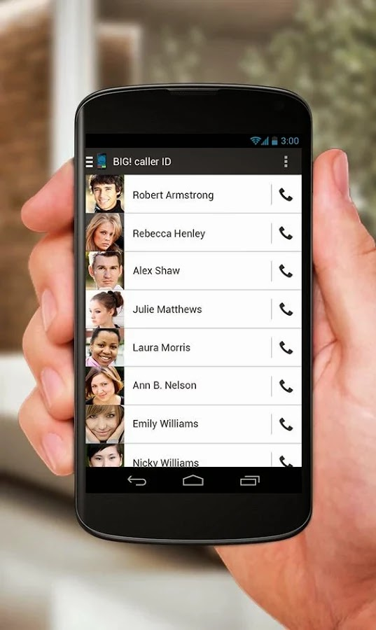 Full Screen Caller ID - BIG! PRO v3.4.2