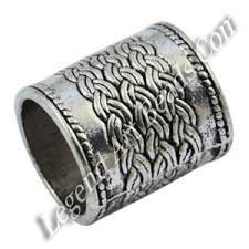 Wholesale Silver Large Hole Beads