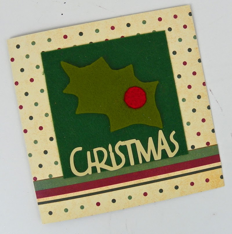 handmade christmas cards lisa fulmer