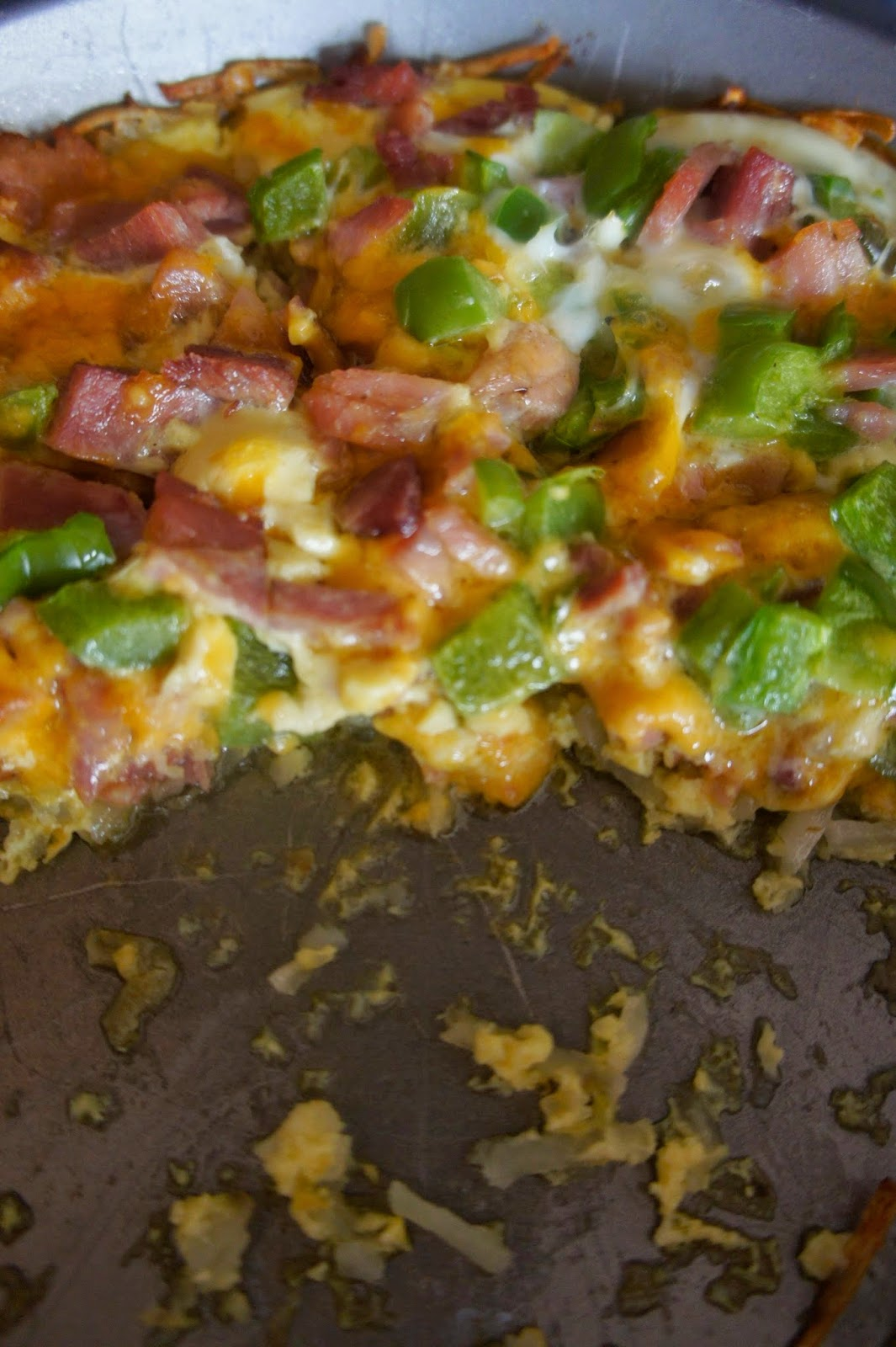 Savory Sweet And Satisfying Hash Brown Quiche