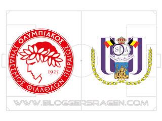 Prediksi Pertandingan Olympiakos vs Anderlecht