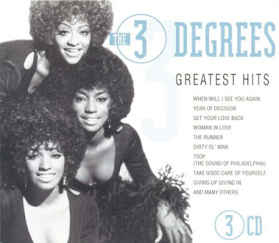 The Three Degrees - Greatest Hits [3CD Boxset ] (2001)