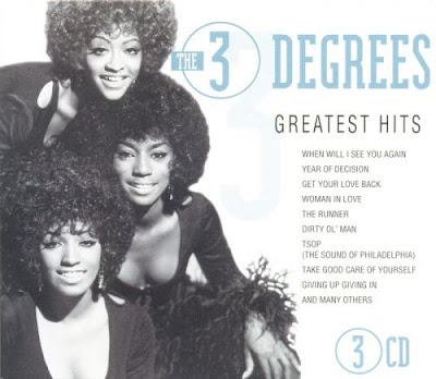 The Three Degrees - Greatest Hits [3CD Boxset ] (2001)