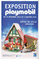 Expo Levallois Perret, 18 décembre 2015 - 3 janvier 2016