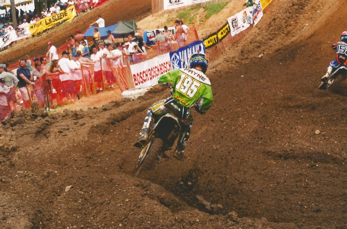 Billy Payne Budds Creek 2000