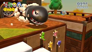 super mario 3d world screen 4 E3 2013   Super Mario 3D World (Wii U)   Logo, Concept Art, Screenshots, & Trailer
