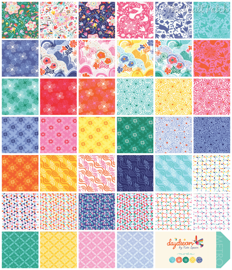 Moda Daydream - Kate Spain -  The Quilt Patch