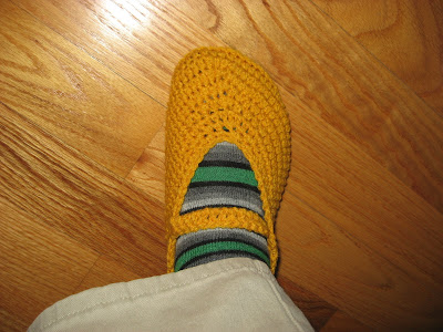 Crocheted Slipper Pattern Help ~ Video Tutorial