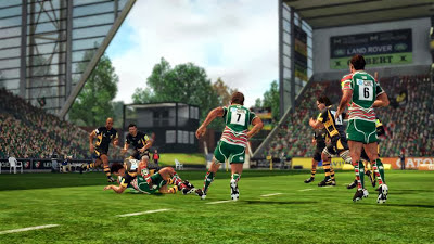 Rugby Challenge 2 gameplay
