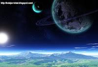 Proses Penciptaan Alam Semesta Menurut Alquran