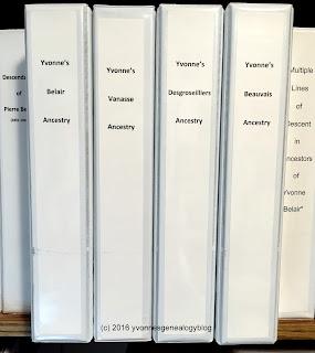 Ancestral binders