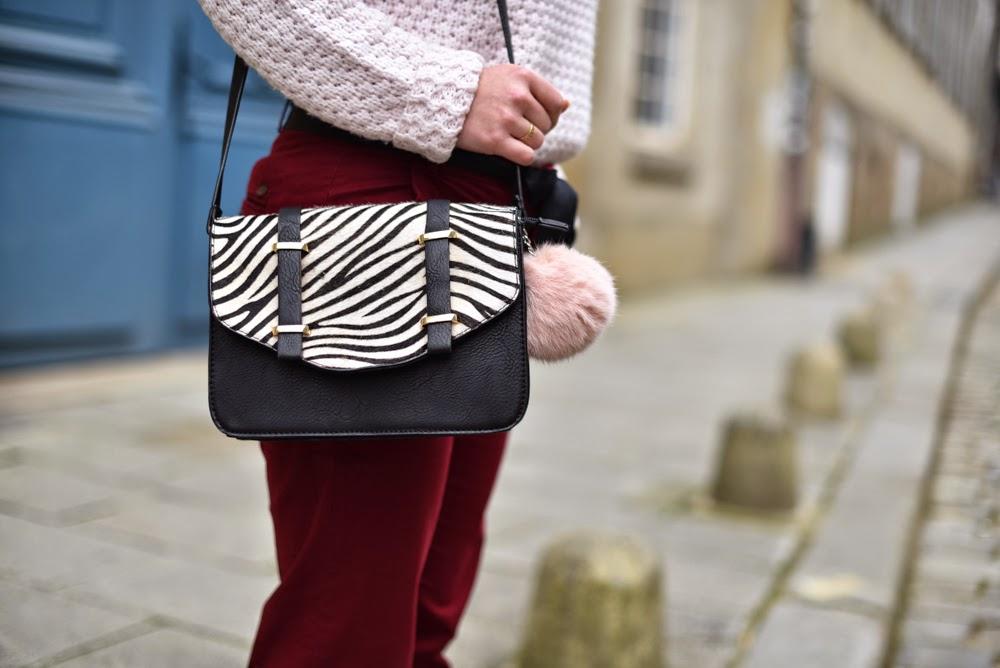 Rose bordeaux elofancy blog mode rennes voyage - Chez pompon bordeaux ...
