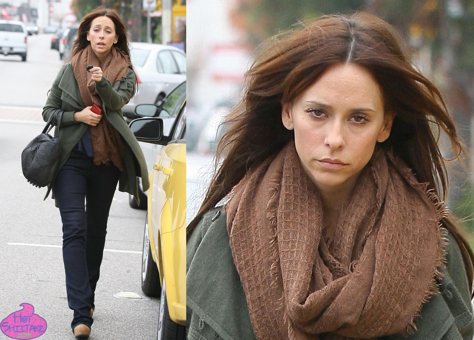 Jennifer Love Hewitt Ugly