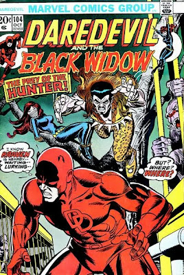 Daredevil and the Black Widow #104, Kraven the Hunter
