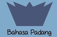 Bahasa Padang