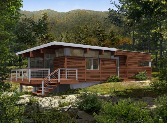 Prefab Homes And Modular Homes In Canada Bonneville Homes