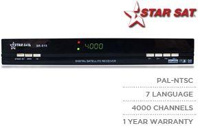 Atualizacao do receptor Starsat SR--C10 HD V21012016